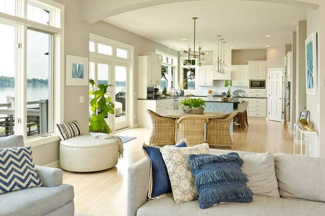 24 Notes On Dream House Ideas Kitchens Open Concept Floor Plans In Step By Step Order 74