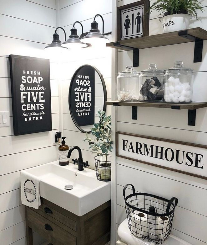 Neutral Colors For Small Powder Rooms: +39 Half Bathroom Ideas Small Decor Powder Rooms The