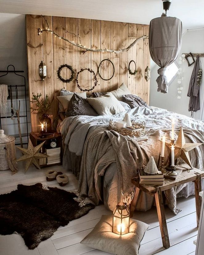 Published February 28, 2019 At 662 × 828 In +57 The Upside To Boho Bedroom  Decor ...