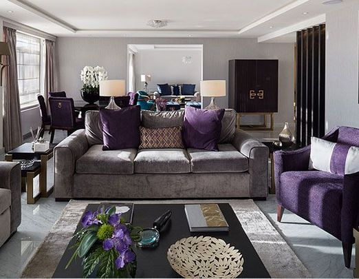 32 Who Is Concerned About Grey And Purple Living Room Decor Inspiration Gray And Why You Should Care 1 Apikhome Com