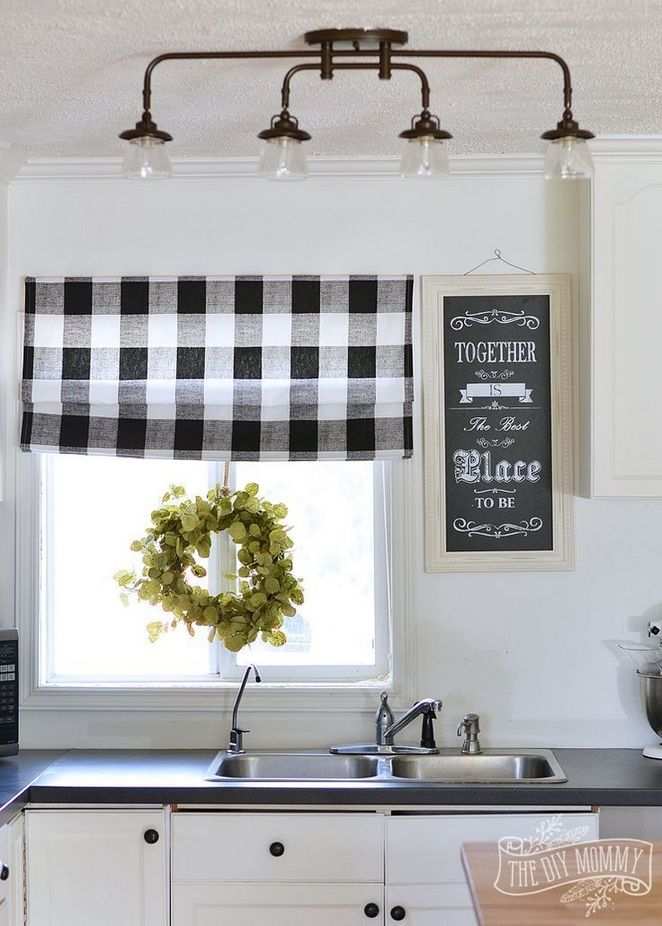 +41 Black And White Kitchen Farmhouse Joanna Gaines For ...