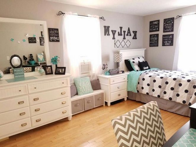 42 Dream Bedroom For Teens Tumblr Small Spaces Options 3 Apikhome Com