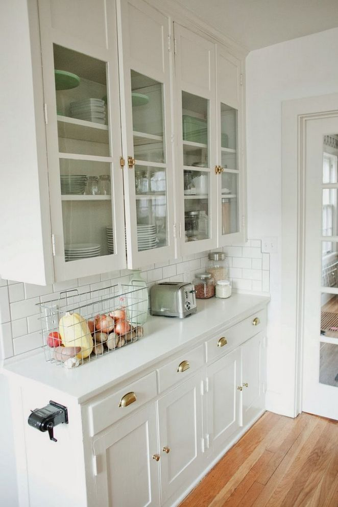 33+ The Do's And Don'ts Of Craftsman Kitchen Cabinets ...